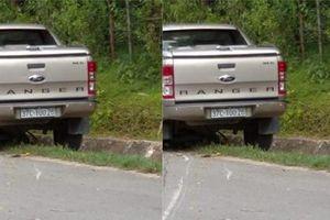 Xe ô tô của Trưởng phòng TN&MT gây tai nạn khiến một người tử vong