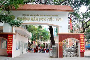 3 trường mầm non công lập được bố mẹ Hà Nội ưu ái gửi con vào bởi học phí rẻ nhưng chất lượng giáo dục thuộc hàng top