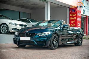 Hàng hiếm BMW 420i Cabriolet rao bán trên thị trường xe cũ, trang bị độ là điểm nhấn