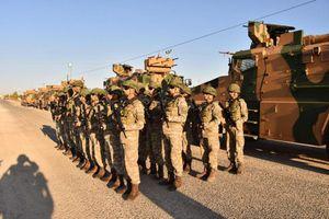 Iraq bố trí thêm quân dọc biên trước chiến dịch Vuốt Móng của Thổ Nhĩ Kỳ