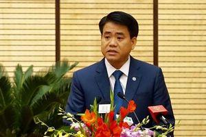 Chủ tịch Nguyễn Đức Chung: Có thể tổ chức lại giải đua F1 tại Hà Nội vào cuối tháng 11