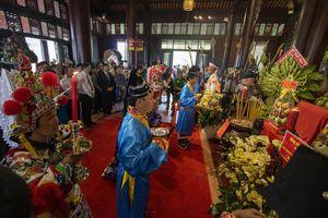 Long trọng lễ giỗ lần thứ 320 Lễ Thành hầu Nguyễn Hữu Cảnh