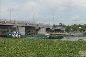 Kiên Giang: Mở cống Kênh Cụt để điều tiết giao thông thủy