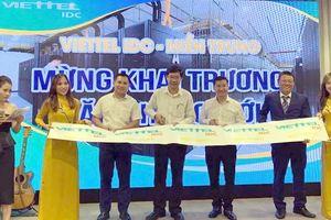 Viettel IDC miền Trung khai trương văn phòng mới