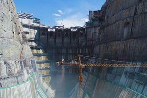 Cận cảnh siêu đập thủy điện mới ở Trung Quốc, cao hơn Tam Hiệp