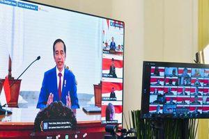 Indonesia: Các khóa học trực tuyến đã trở thành hình thức học tập thiết yếu
