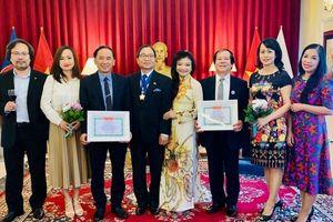 Đại sứ Vũ Đăng Dũng chia tay cộng đồng người Việt Nam tại Ba Lan trước khi kết thúc nhiệm kỳ