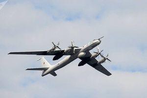 3 'sát thủ săn ngầm' Tu-142 của Nga sải cánh trên biển