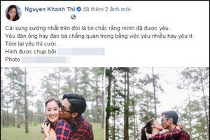 Showbiz 6/7: Khánh Thi và Phan Hiển chuẩn bị đám cưới?