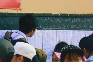 Hàng trăm trường ở Hà Nội xét tuyển vào lớp 10 bằng học bạ