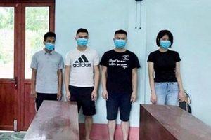 Quảng Ninh: Bắt giữ 4 người xuất cảnh trái phép sang Trung Quốc