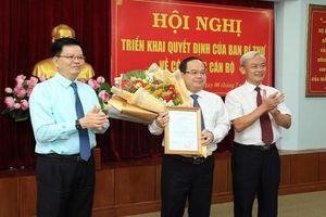 Đồng chí Quản Minh Cường giữ chức Phó bí thư Tỉnh ủy Đồng Nai