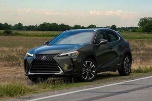 Top 10 xe SUV hybrid tốt nhất thế giới: Vinh danh Lexus UX 250h
