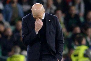 Zidane: 'Tôi phát mệt vì mọi người nói Real thắng nhờ trọng tài'