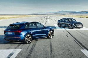 'Siêu xe điện' Audi e-tron S và e-tron Sportback ra mắt, giá từ 2,5 tỷ đồng