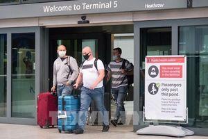 Hy Lạp nối lại các chuyến bay thẳng với Anh từ ngày 15/7