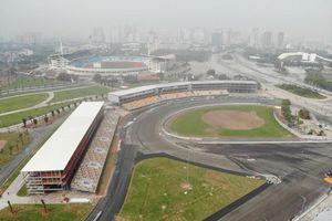 Chặng đua F1 sẽ được tổ chức lại vào cuối tháng 11?