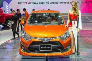 Toyota Việt Nam lần đầu ưu đãi cho mẫu xe giá rẻ Wigo