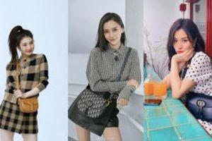 Đông Nhi, Angelababy, Suzy đang mê mệt chiếc túi lấy cảm hứng từ một chú chó