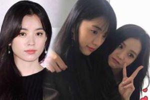 Chị gái Jisoo (Blackpink) được gọi là Han Hyo Joo thời trung học, Knet ngợi khen hết lời