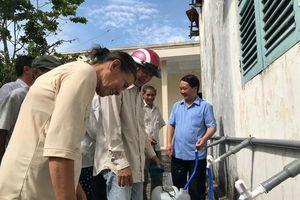 Nước sạch và vấn đề an ninh nguồn nước khu vực nông thôn