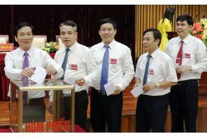 Đại hội Hội nhà báo tỉnh Bắc Ninh nhiệm kỳ 2020-2025