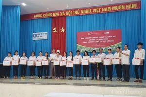Chung tay chăm lo cho các trẻ em của làng SOS Đà Nẵng