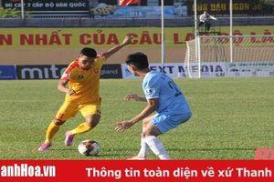 Thanh Hóa bất ngờ thua đậm ngay trên sân nhà trước SHB Đà Nẵng