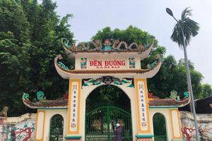 Vĩnh Phúc: Đền Đuông (Vĩnh Tường) – Điểm du lịch văn hóa tâm linh
