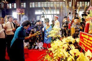 Lễ giỗ 320 năm Ðức Lễ Thành hầu Nguyễn Hữu Cảnh