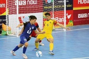 Thái Sơn Nam vô địch lượt đi VCK Giải Futsal HDBank VĐQG 2020