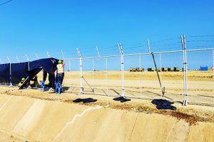 Dự án Nhà máy Nhiệt điện BOT Vân Phong 1: Chú trọng an toàn lao động và bảo vệ môi trường