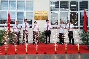 Hải Hà: Gắn biển công trình chào mừng Đại hội Đảng bộ các cấp