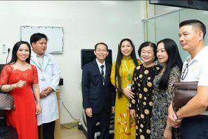 Khai trương phòng khám Đa khoa Quốc tế Việt HEALTHCARE