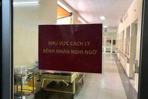 14 trường hợp nghi nhiễm Covid-19 đang trong khu cách ly ở Thanh Hóa