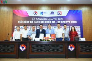 Giải bóng đá hạng Nhì Quốc gia 2020: Rộng cửa thăng hạng