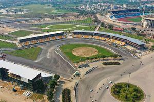 Hà Nội dự kiến tổ chức giải đua xe F1 vào cuối tháng 11/2020