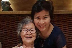 NSƯT Hoàng Yến qua đời, NSND Lan Hương đau xót: 'Chúng con mất đi một người mẹ'