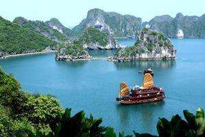 Vịnh Hạ Long được bình chọn vào top 50 kỳ quan thiên nhiên thế giới