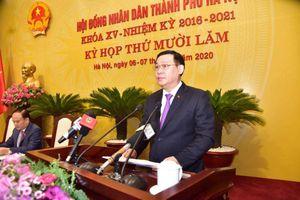 Tiếp tục đổi mới, nâng cao hiệu lực, hiệu quả hoạt động của HĐND thành phố Hà Nội (*)