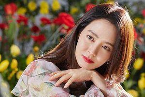 'Mợ ngố' Song Ji Hyo khoe nhan sắc ngọt ngào tuổi 39