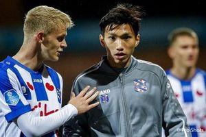 SC Heerenveen sẽ 'trả' Văn Hậu về V-League?