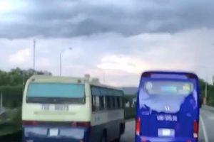 Xử phạt 2 tài xế không nhường đường cho xe cứu hỏa