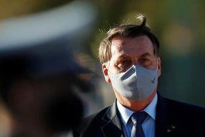 Tổng thống Brazil lại phải xét nghiệm COVID-19