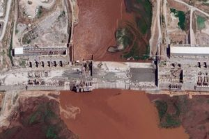 Siêu đập thủy điện gần 5 tỷ USD khiến hai nước hàng xóm giằng co