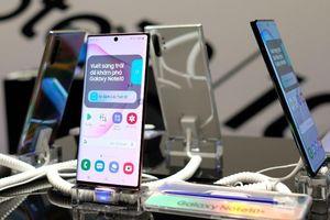 Galaxy Note10 chính hãng giảm giá gần 10 triệu