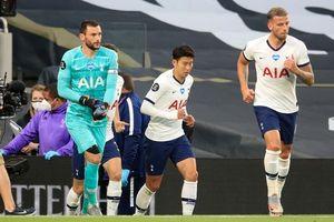 HLV Mourinho ca ngợi tình huống xô xát giữa Son và Lloris