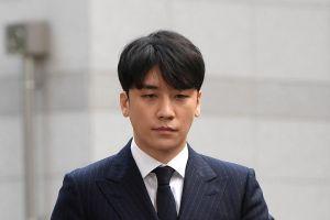 Seungri bị xét xử với 8 tội danh