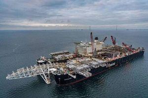 Tàu rải ống Akademik Chersky được Đan Mạch cấp phép hoàn thiện dự án Dòng chảy Phương Bắc 2