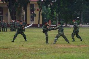 'Cái nôi' đào tạo nhân viên quân báo - trinh sát toàn quân